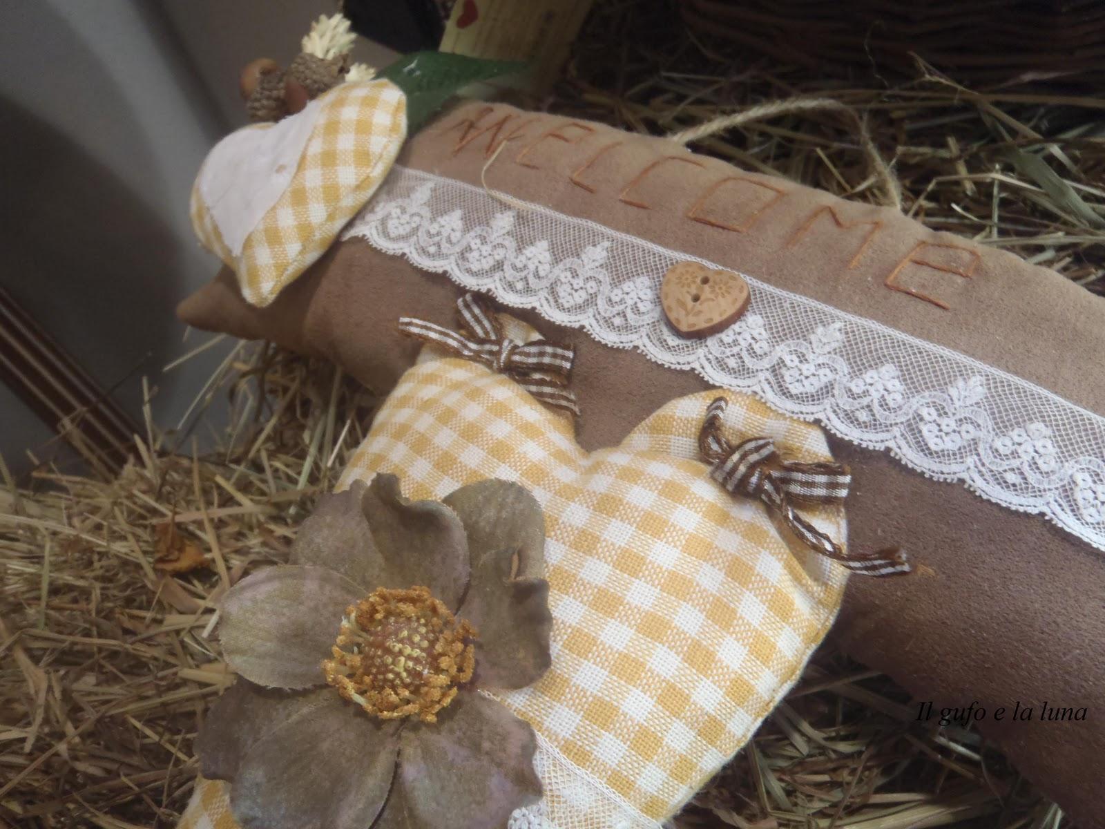 Il Gufo E La Luna Shabby Chic & Country Style #8D6E3E 1600 1200 Cucine Shabby Chic Scavolini