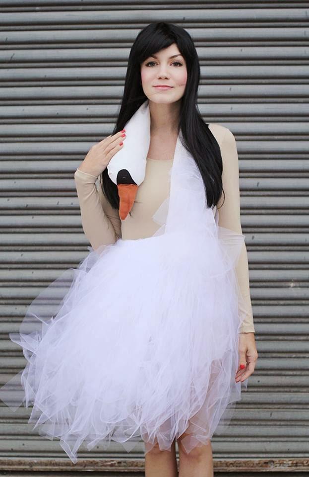 Bjork swan dress costume tutorial bjork swan dress costume tutorial