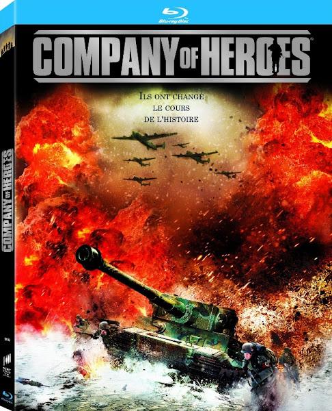Company of Heroes 720p HD Español Latino Dual