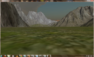 Screenshot 03 of the Cyka development demo (Cyka demo 01a)