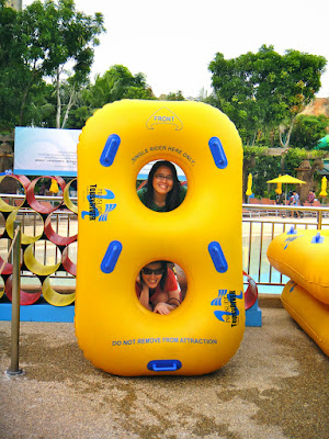 Float at Adventure Cove Waterpark Sentosa Singapore