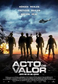 Acto De Valor DVDRip Español Latino 1Link PL