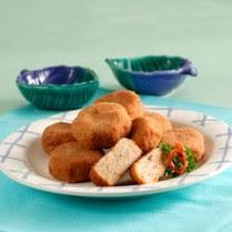 Nugget Ikan Tongkol Mie Bihun Pedas