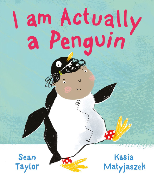 I am Actually a Penguin OUT NOW