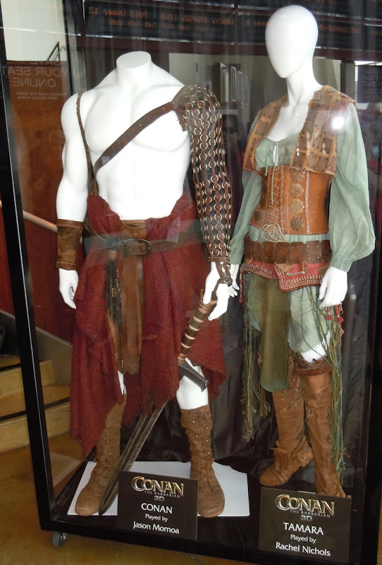 Conan the Barbarian 2011 costumes