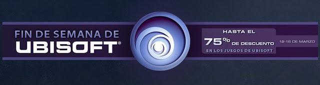 Descuentos de Ubisoft en Steam llegan al 75%