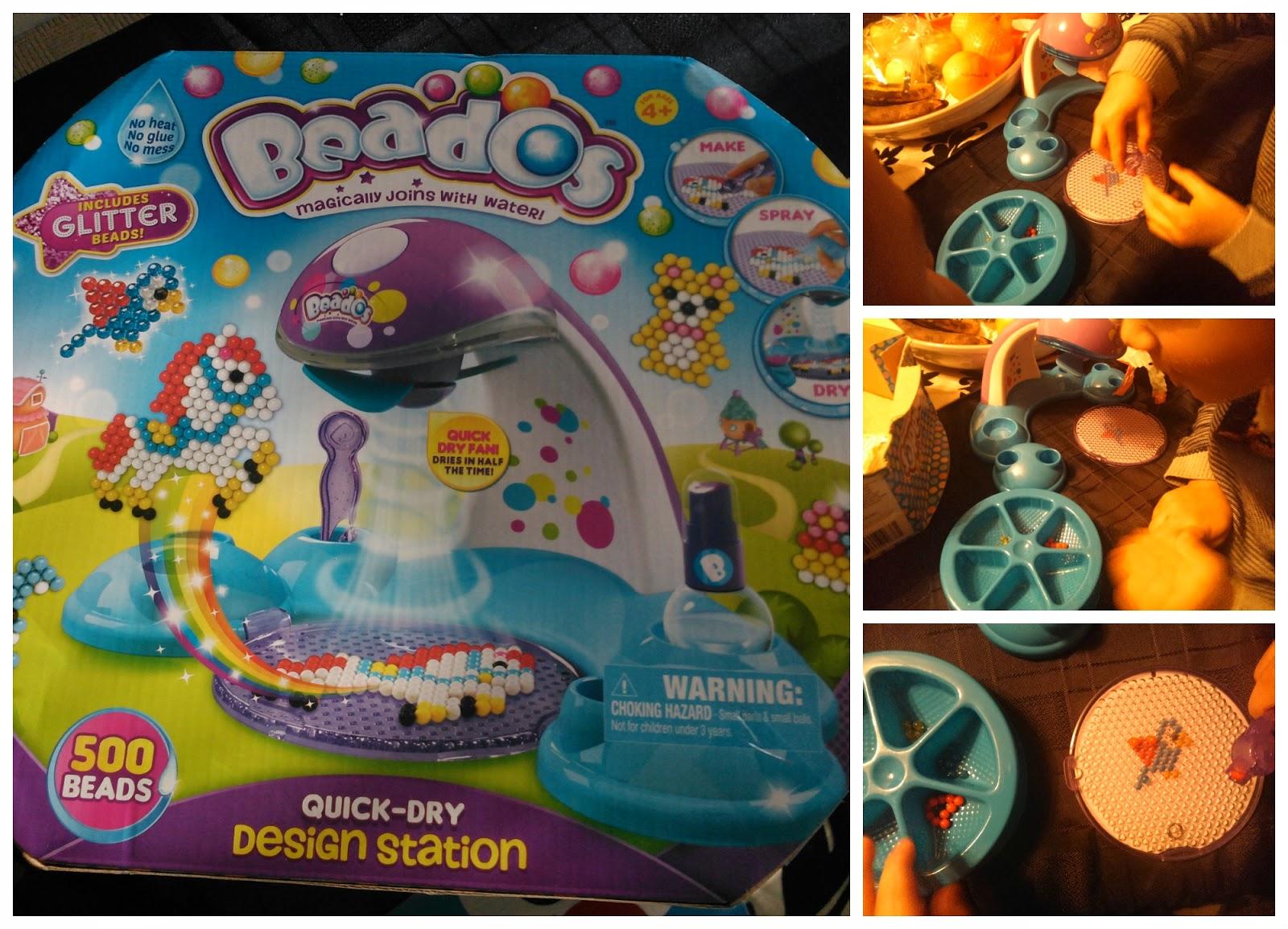 Beados Glitter Quick Dry Design Studio