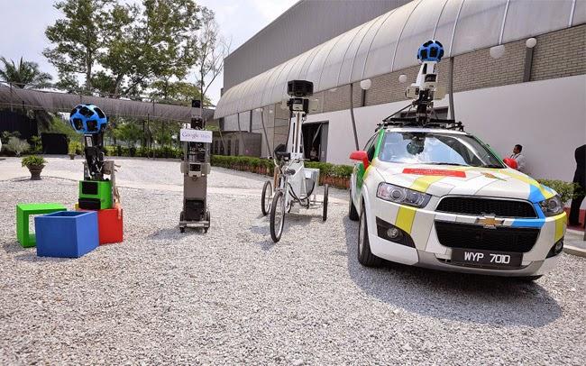 10 Perkara Menggemparkan Yang Sempat Dirakam Google Street View