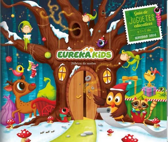 Guia de Juguetes Navidad 2014 EurekaKids