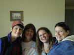 Me, My Mom, Sarah Diane, & Meggie