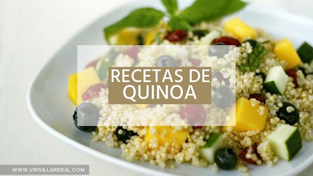 Recetas de quinoa facíles