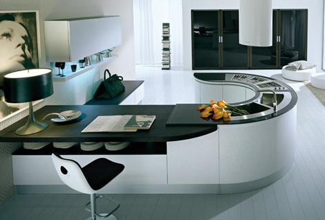 Inspirasi Desain Dapur Minimalis