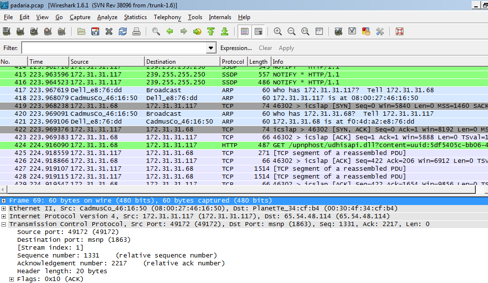 analise de pacotes na pratica usando wireshark para solucionar problemas de rede do mundo real