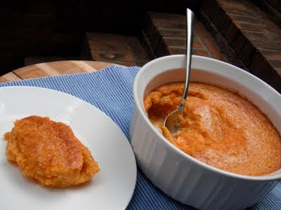 Southern Spoon blog: Carrot Souffle