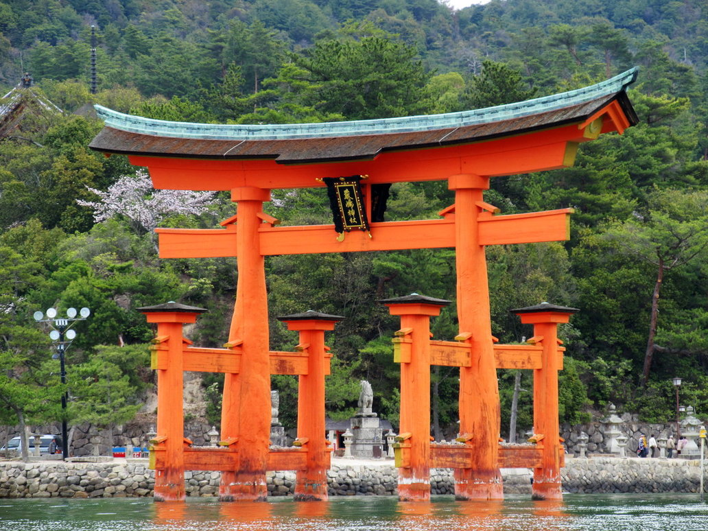 hiroshima shinto shrine