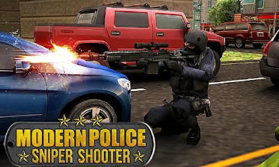 Download Modern Police Sniper Shooter Apk