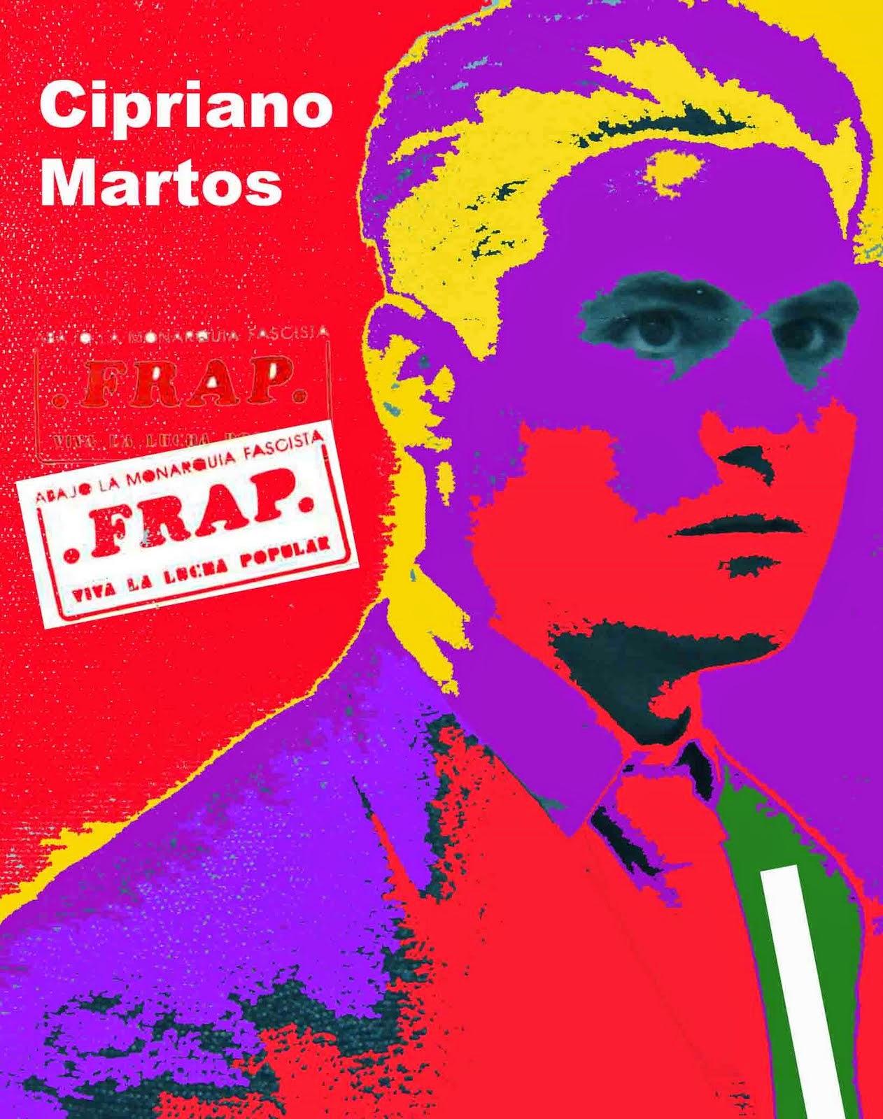 2014 : el 41º aniversario del asesinato el 17 de septiembre de 1973 por la dictadura franquista