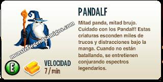 imagen de la descripcion del Pandalf