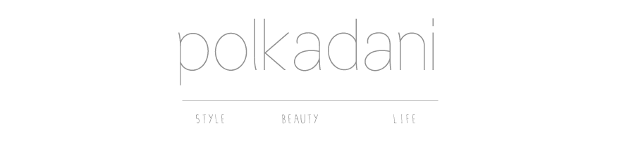 polkadani - UK style and beauty blog