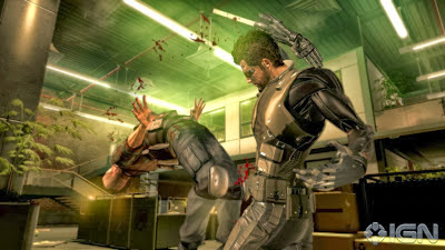 PC Game Deus Ex Human Revolution Download