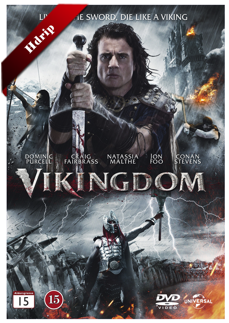 Vikingdom Hdrip Castellano 2013