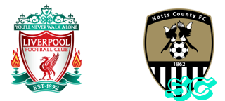 Prediksi Pertandingan Liverpool vs Notts County 28 Agustus 2013