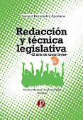 """LIBRO: Redacción y Técnica Legislativa """"el arte de crear leyes"""" [2da. edición]"""