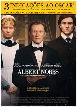 Modelo Capa Download   Albert Nobbs   DVDRip AVi + RMVB Legendado (2012)