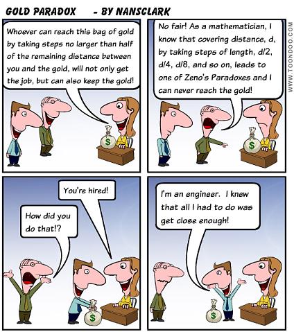 zenos paradox