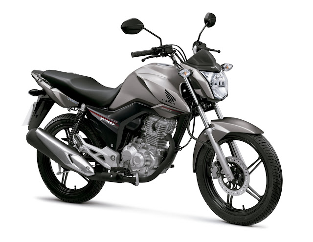 Honda CG 160 2016 - Fan