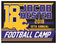 2018 Jacob Hester Football Camp
