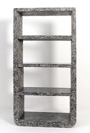 Muebles de papel reciclado mobiliario - Muebles de papel ...