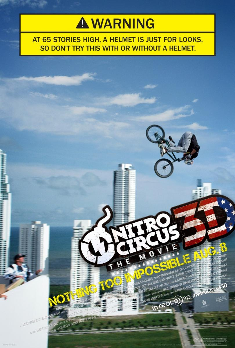 Nitro Circus: The Movie (2012) Online Latino