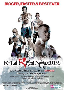 K-1 Rising - World MAX FINAL 16 (2012)