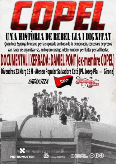 COPEL: una història de rebel·lia i dignitat