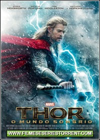 Thor: O Mundo Sombrio Torrent Dublado (2013)