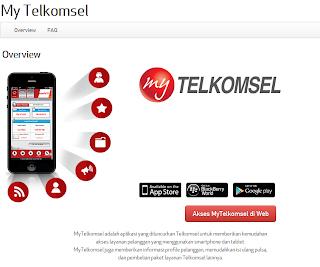 My Telkomsel dari Telkomsel