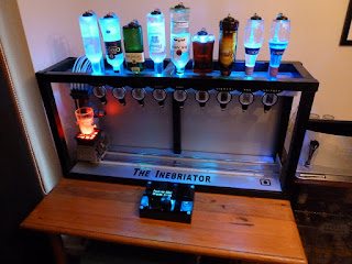 Bar man com Arduino