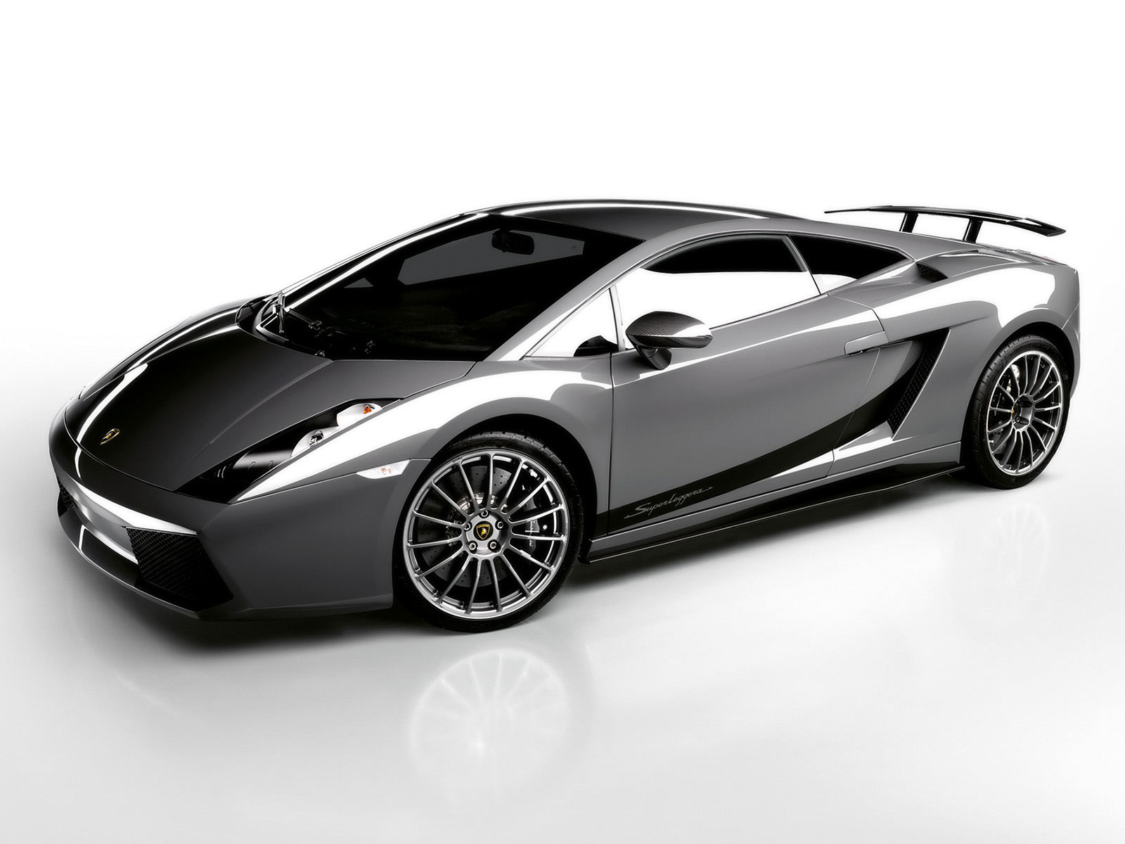 desktop Murcielago black