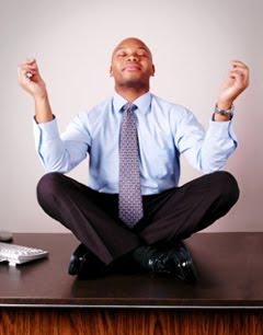 trabalho sem estresse