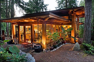 Small Wooden Home Design Photos Ideas