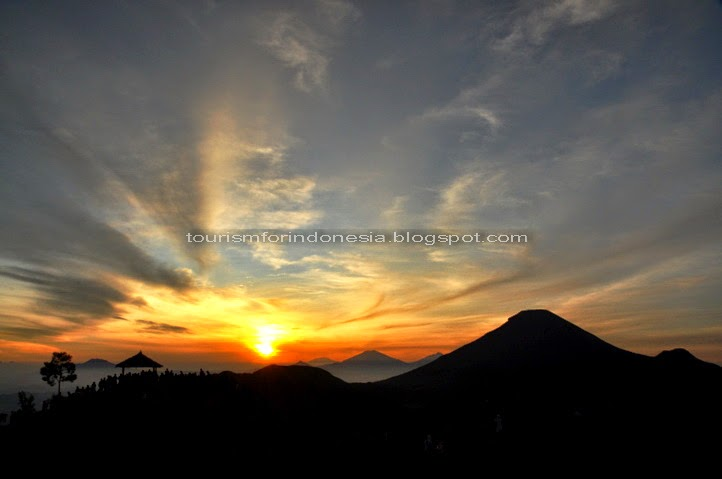 sikunir sunrise