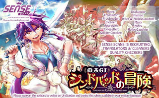 Magi: Sinbad no Bouken