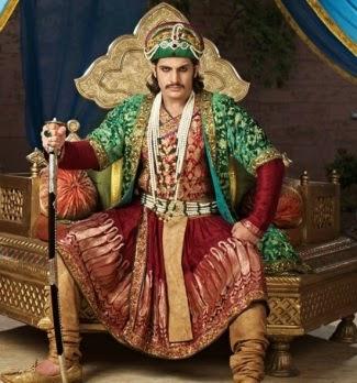 Rajat Tokas Pemeran Raja Akbar
