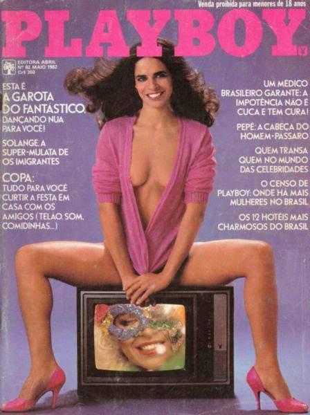 Cristina Valença Playboy 1982