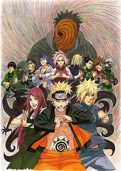 road to ninja naruto the movie 2012 koletsy
