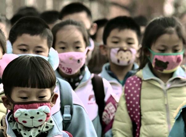 Smog Journeys, un cortometraje de Jia Zhangke