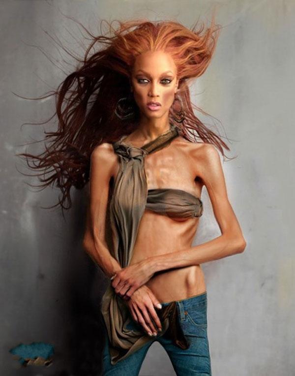 девушки худые лесбиянки дистрофики собственное тело