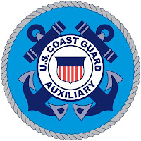 The US Coast Guard Auxilliary Seal