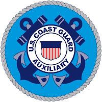 The US Coast Guard Auxilliary Seal